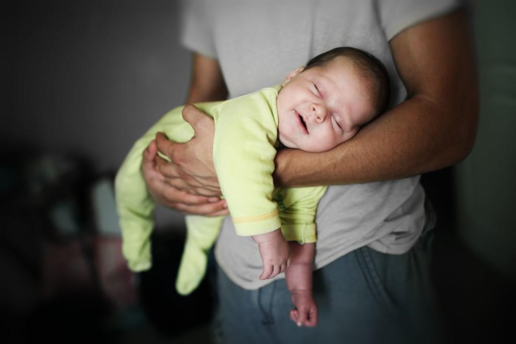 Рекомендации как отучить ребёнка от рук