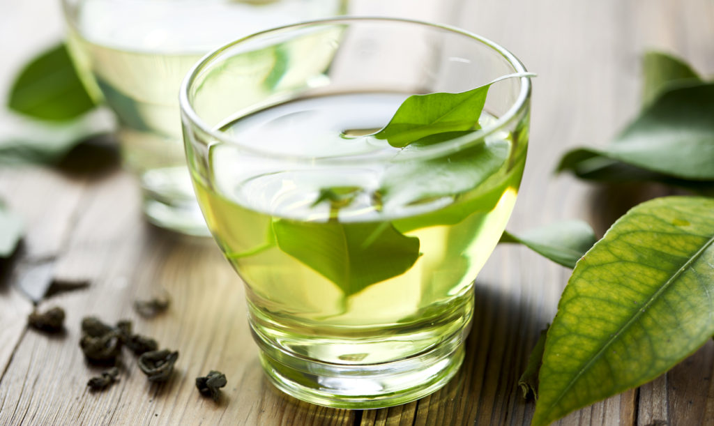 диета на зеленом чае с молоком