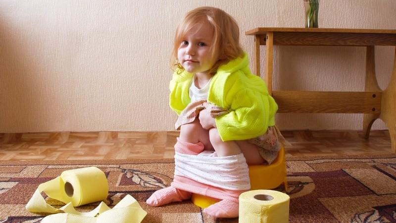 Понос у ребенка