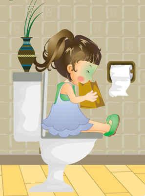 Симптомы поноса у ребенка