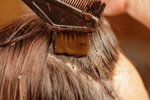 как красить волосы хной домашних условиях