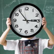Как объяснить ребенку время