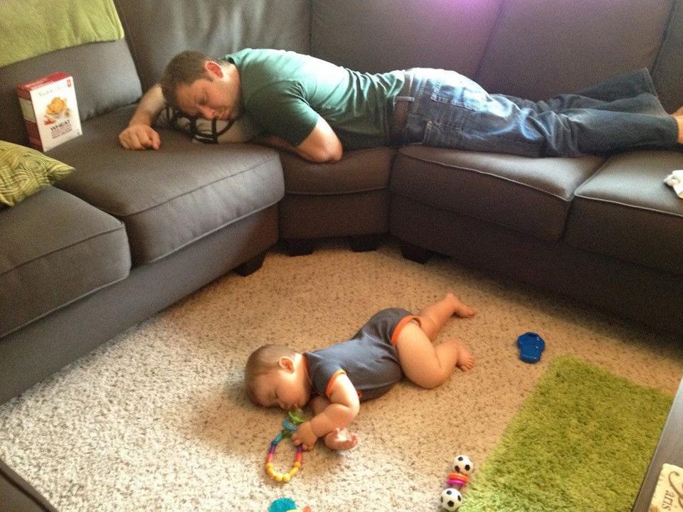 Как отучить ребенка спать с родителями 2