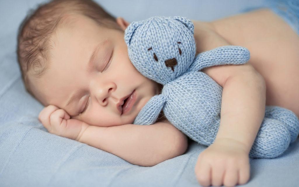 Во сколько дети должны ложиться спать